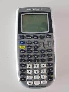 TI-84 Plus Pocket SE (Graphic Calculator)