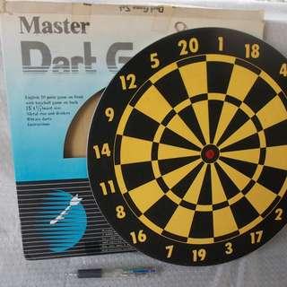 Dart Game Board