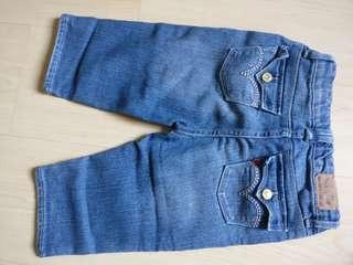 Levi's Skimmer Girls Denim Short