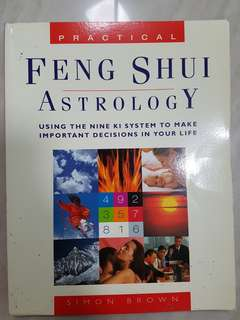 Feng Shui Astrology Book by Simon Brown