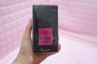 perfume the body shop black musk 100ml eau de toilette