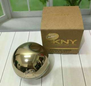 DKNY Be Delicious golden 30ml with box