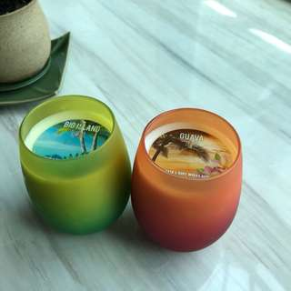 Bath and Body Works candles 蠟燭