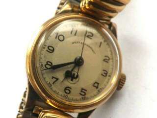 Raya Offer-West End 30 Micron Gold Plated Watch