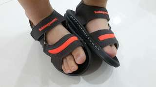 Bubblegummers Sandals-4Y