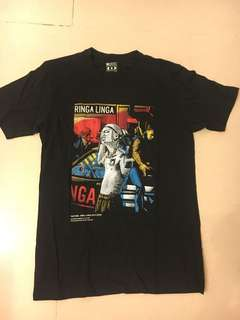 BigBang Tae Yang K-Pop Official T-Shirt. Ringalinga. Authentic. Worn once.