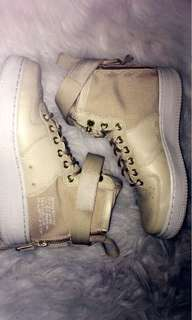 Air Force sf mids (size 6.5 womens)