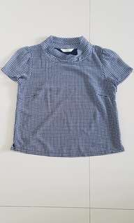 Iora Checkered Blouse