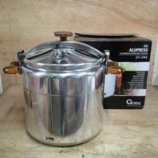 Oxone OX-2040 Pressure Cooker - Kapasitas Besar 40 Liter