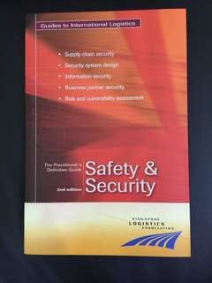 The Practitioner's Definitive Guide: Safety and Security (2nd Edition)
