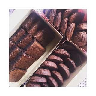 COOKIES | BROWNIES | LOAF CAKES