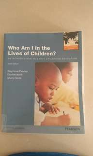 An introduction to Early Childhood