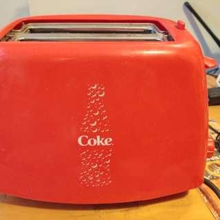 可樂多士爐