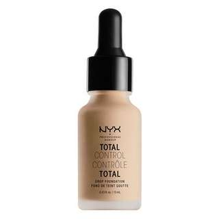 NYX Total Control Drop Foundation - Natural
