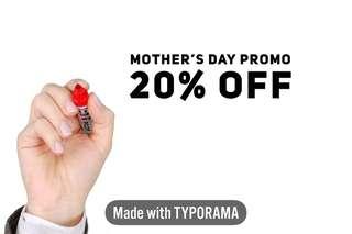 Mothers Day Sale + L4L Max 15