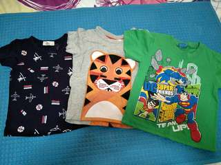 Exxellent used baby t-shirt