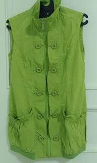 Dress / Jacket Green