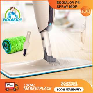 ✔FREE DELIVERY: Boomjoy® P4 SPRAY MOP (FREE DELIVERY)