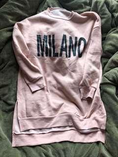 女裝衛衣 粉色
