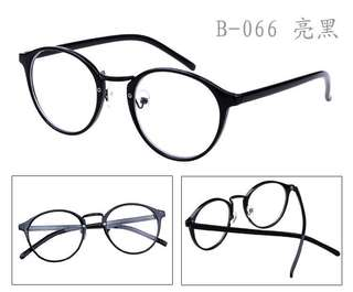 [preorder] spectacle frame + prescriptive lenses