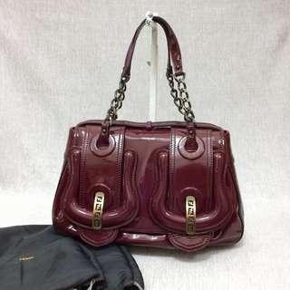FENDI Patent handbag