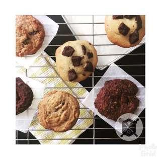Cookies   Brownies   Loaf Cakes