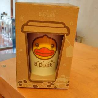 B Duck coffee cup