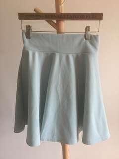 Aland 薄荷綠 短裙 mint dress