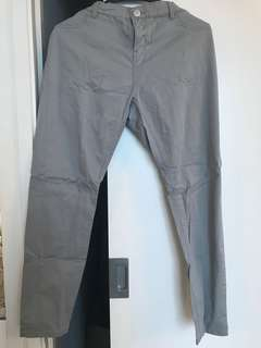 Grey Jeggings Midrise