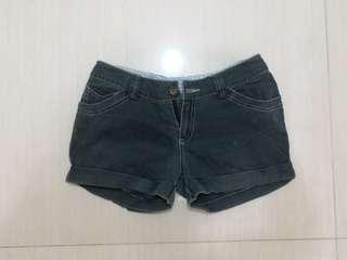 hot pants (black)