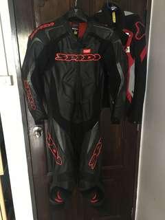 Spidi riding suit
