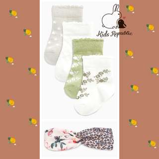 KIDS/ BABY - Socks/ headband