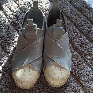 Adidas Slip-on Grey