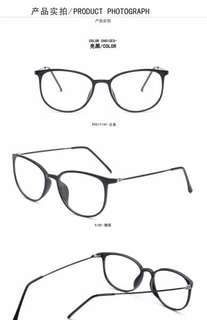 [preorder] spectacle frame + prescriptive lenses