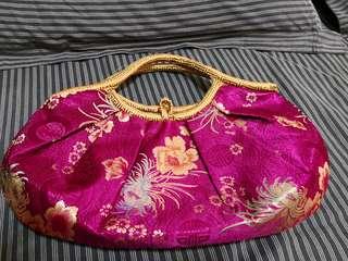 Vintage Chinese oriental bag