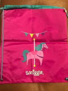 drawstring bag smiggle