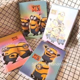 [NEW] Minion Notebook