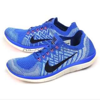 BNIB Nike Women's Free 4.0 Flyknit Running Shoes