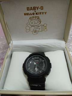 Baby G & Hello Kitty Limited Edition