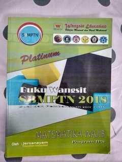 Buku SBMPTN Wangsit Matematika dan TPA 2018