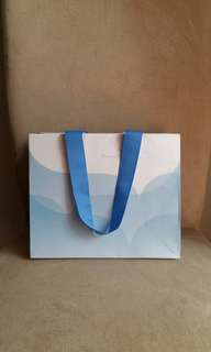 Diamond Platinum paper bag