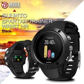 SUUNTO Spartan Trainer Wrist HR Black (SS022668000)