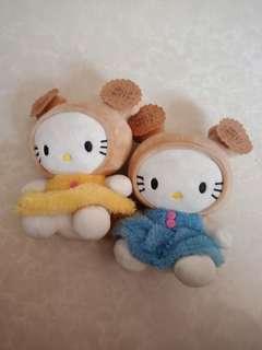 Hello kitty stuff toy