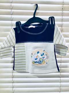Infant Sweater (long sleeves) 3-9 months