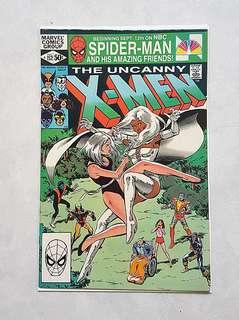 Marvel Comics  Uncanny X-Men  152 Near Mint Condition