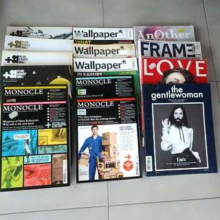 Magazines #Blessings)