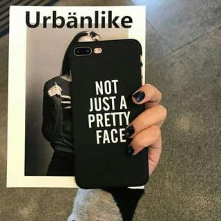 Not Just A Pretty Face Case