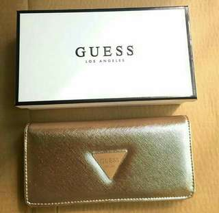 Authentic GUESS Abree SLG Wallet #ramadan50