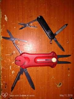 Victorinox sd and golf tool