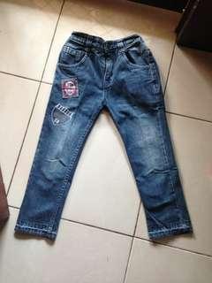 Celan Panjang model Street Wear